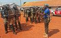 Adjudant Tchrifou : contribuer à rendre plus opérationnelles les FSI