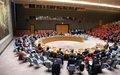 Déclaration à la presse faite par le Conseil de sécurité sur la République centrafricaine