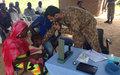 182 personnes soignées gratuitement par le contingent pakistanais à  Djamasinda