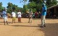 Les habitants du 4ème arrondissement de Bossangoa invités à cultiver la paix au quotidien