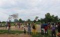 Troisième journée du tournoi inter-arrondissement de Basketball (VPP 2019) à Bossangoa