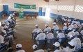 L'Accord de paix, un outil d'intérêt pour la jeunesse de Bossangoa