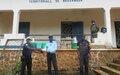 COVID-19 - Les FSI dotés de kits à Bossangoa