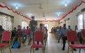 COVID-19 : Les agents pastoraux de Bossangoa outillés pour sensibiliser leurs communautés