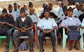 Plus de 300 policiers et gendarmes centrafricains formés sur la sécurisation des élections