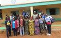 La situation des enfants et femmes de Bria préoccupe la coordonnatrice humanitaire du système des Nations unies en Centrafrique