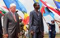 Le Chef du département des opérations de maintien de la paix achève une visite de quatre jours en Centrafrique
