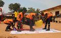 Élèves et encadreurs du Lycée de Miskine outillés pour offrir les premiers secours