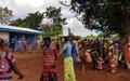 Haute-Kotto: la vie reprend peu à peu au village Kolaga