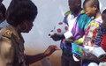 La MINUSCA vient au secours des  mineurs de la prison centrale de Ngaragba