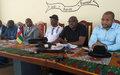 Le relèvement de Bambari sur la bonne voie