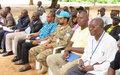 283 ex-combattants en formation à Ndele pour leur réinsertion sociale