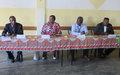 Bouar : des Magistrats et Officiers de Police judiciaire renforcent leurs capacités en procédure de flagrance
