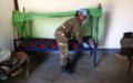 Birao : Quand la solidarité des casques bleus redonne de l'espoir à une quinquagénaire