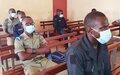 Renforcer la capacité des Forces de sécurité intérieure de Obo en matière des droits humains