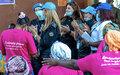 Préparer la réinsertion sociale des détenues de la maison d'arrêt de Bimbo