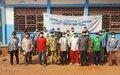 La démocratie et la consolidation de la paix au centre d'échanges entre les jeunes leaders du Haut Mbomou
