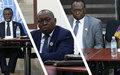 La crise à Bangassou au menu d'échanges entre le Représentant spécial et les partis politiques centrafricains