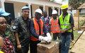 Des cellules de gardes à vue bientôt opérationnelles pour la gendarmerie de Bambari