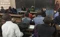 Bangassou: Formation des membres de l'ANE et des agents recenseurs