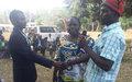 Les localités de Dembia, Zemio et Rafai scellent la paix et la réconciliation
