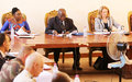 Première rencontre du comité technique chargé du DDR, RSS et Réconciliation nationale