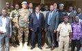 Sécurité : Les experts centrafricains outillés pour la mise en œuvre de la réforme du secteur