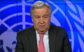 Message du Secrétaire général de l'ONU - Journée internationale des Casques bleus des Nations Unies