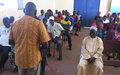 Exploitation et abus sexuels, 75 leaders communautaires sensibilisés à Bambari
