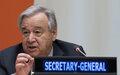 Journée mondiale de lutte contre le paludisme   Message du Secrétaire général