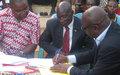 Bria : la Haute Kotto trace les sillons de sa réconciliation