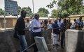 Des forages d'eau pour les habitants du 3ème arrondissement de Bangui