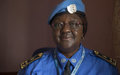 Adrienne Njuikam: a committed and passionate UN Police Officer