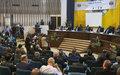 Mobiliser les ressources nécessaires au déploiement des forces de défense et de sécurité centrafricaines