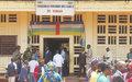 Installation des magistrats récemment nommés à la tête des hautes juridictions centrafricaines