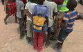 Un Protocole d'accord entre la RCA et l'ONU sur la prise en charge des enfants associés aux conflits armés