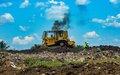 Assurer une gestion adéquate des déchets dans la ville de Bangui
