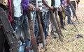 43 combattants volontairement désarmés à Bambari