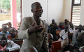 Bambari : Une centaine de leaders communautaires formés au traitement judiciaire des pratiques de charlatanisme et de sorcellerie